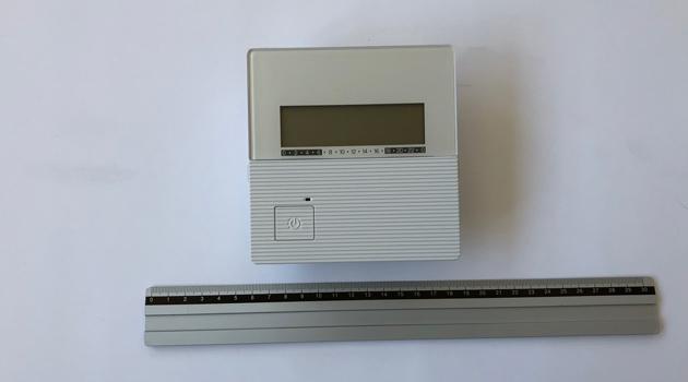 温度コントローラー(サイズ)